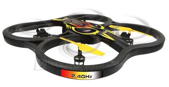 Jamara raadioteel juhitav droon Quadrocopter Invader
