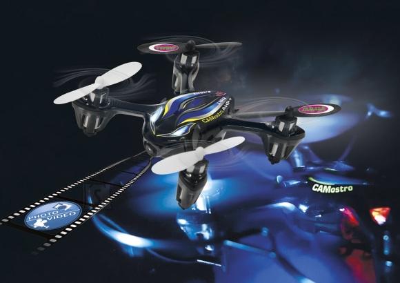 Droon Camostro HD AHP kaameraga