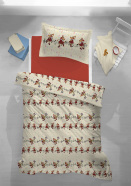 Bradley laste voodipesukomplekt Lotte Muusika 150x210 cm + padjapüür 50x60 cm