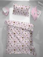 Bradley laste voodipesukomplekt Lotte 150x210 cm + padjapüür 50x60 cm