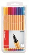 Stabilo tindipliiats Point 88 20 värvi