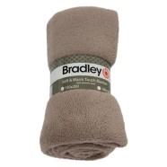 Bradley fliisist pleed 150x200 cm erinevad värvid
