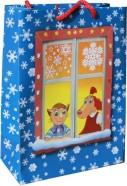 Bradley Lotte jõulu kinkekott 16x22x8 cm