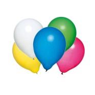Herlitz õhupallid 50tk assortii
