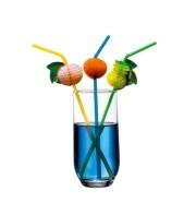 SusyCard joogikõrs Puuvili 10tk/24cm