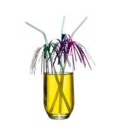 SusyCard joogikõrs Foolium 10tk/24cm
