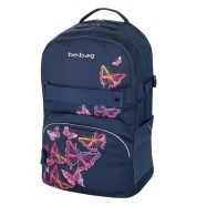 Herlitz koolikott Be Bag CUBE Butterfly