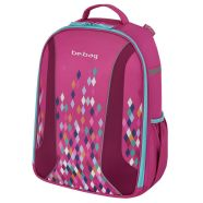 Herlitz koolikott Be Bag Airgo - Geometric