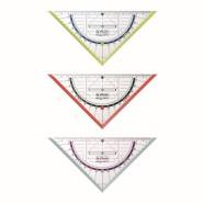 Herlitz joonlaud kolnurk-mall My.pen 16 cm, erinevad värvid