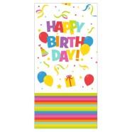 SusyCard laudlina Happy Birthday  120x180 cm