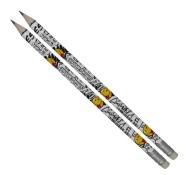 Herlitz harilikud pliiatsid Smiley HB 2 tk