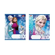 Kaustik Frozen 48 lehte, jooneline