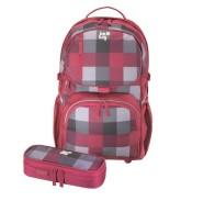 Herlitz koolikott Be Bag Cub Bundle burgund+pinal