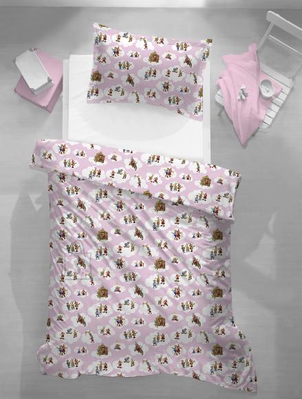Bradley laste voodipesukomplekt Lotte, erinevad värvid