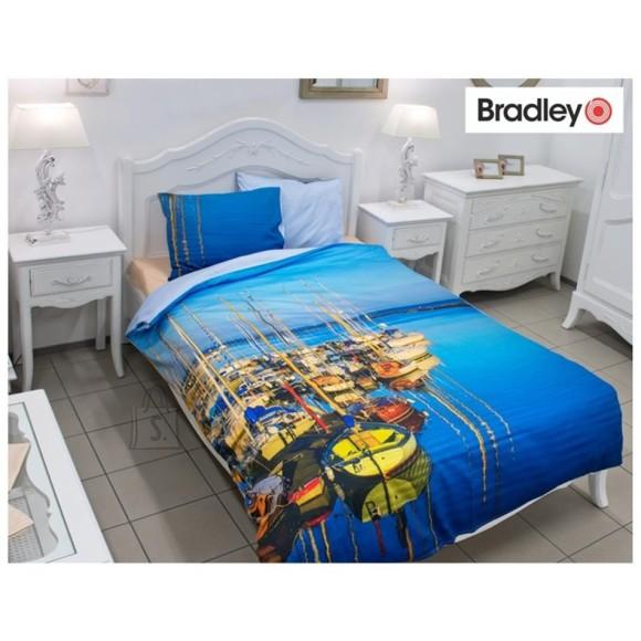 Bradley voodipesukomplekt Jahisadam tekikott 150x210cm  padjapüür 50x60cm satiin