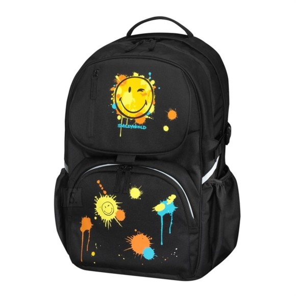 Herlitz koolikott Be.Bag CUBE Smiley World