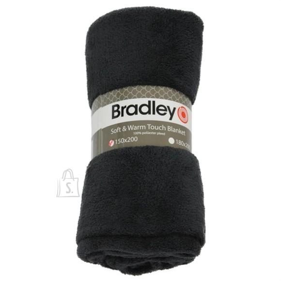 Bradley fliisist pleed 180x200 cm erinevad värvid