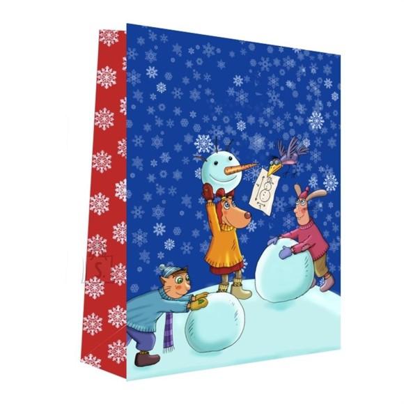 Bradley Lotte jõulu kinkekott24x32x10 cm