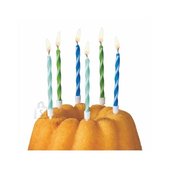 SusyCard tordiküünlad Jääaeg 6tk alustega