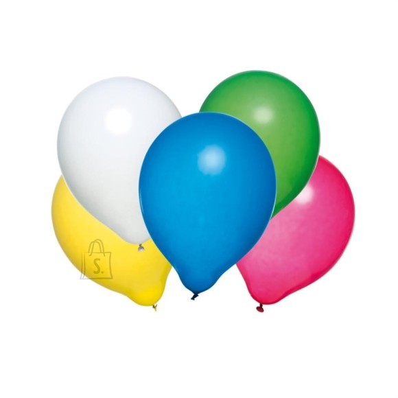 SusyCard õhupallid 50tk assortii