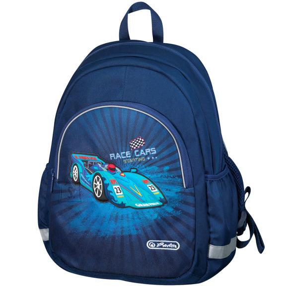 Herlitz koolikott eelkooli Race Cars