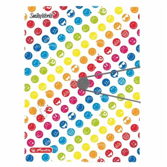 Herlitz kaaned Smiley World  A4