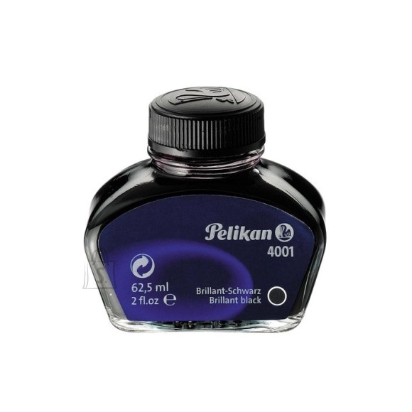 Pelikan tint 4001 brilliant  30ml, must