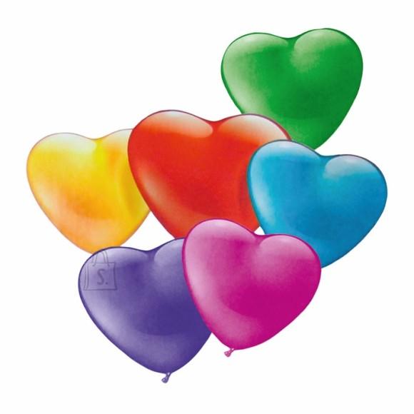 """Herlitz õhupallid """"Südamed"""" 20tk, erinevad värvid"""