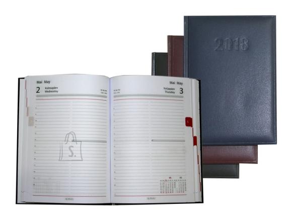 Herlitz raamatkalender 2018  A5, päev