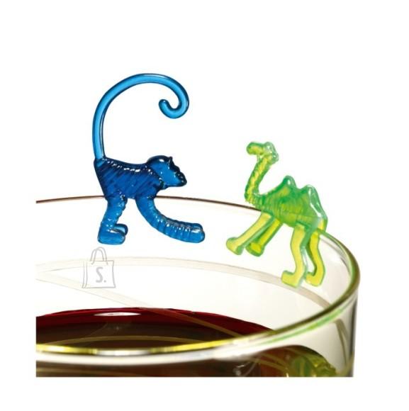 SusyCard joogiklaasimärkija Loomad 10tk