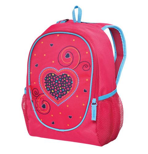 Herlitz seljakott eelkooli ROOKIE - Pink Hearts