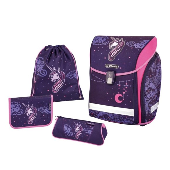 a836f82521c Herlitz ranits MIDI PLUS - Unicorn Night
