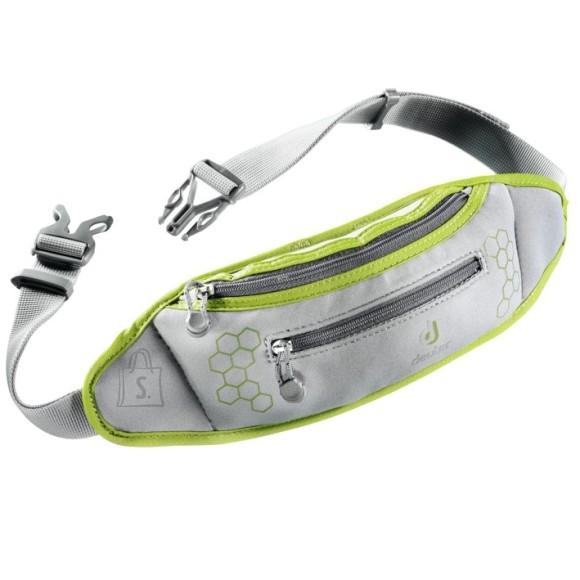 Deuter vöökott Neo Belt I hõbe/roheline