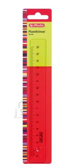 Herlitz joonlaud 16 cm