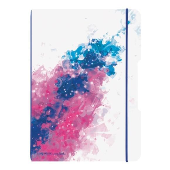 Herlitz kaustik flex A4/2x40 lehte Color Splash