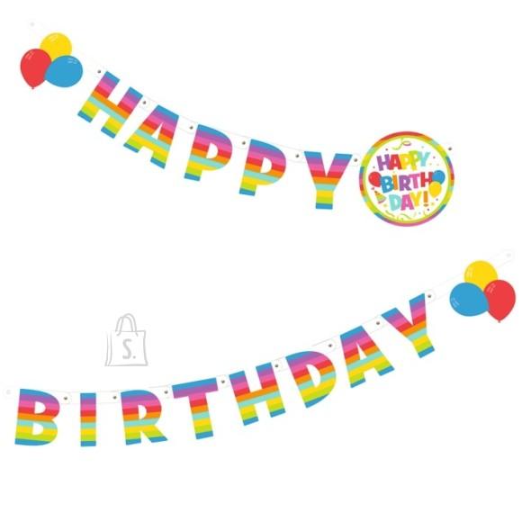 Herlitz pabervanik Happy Birthday 1,3 m