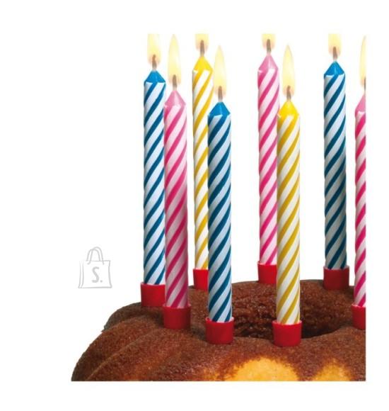 SusyCard tordiküünlad 12tk+12alust, triibulised