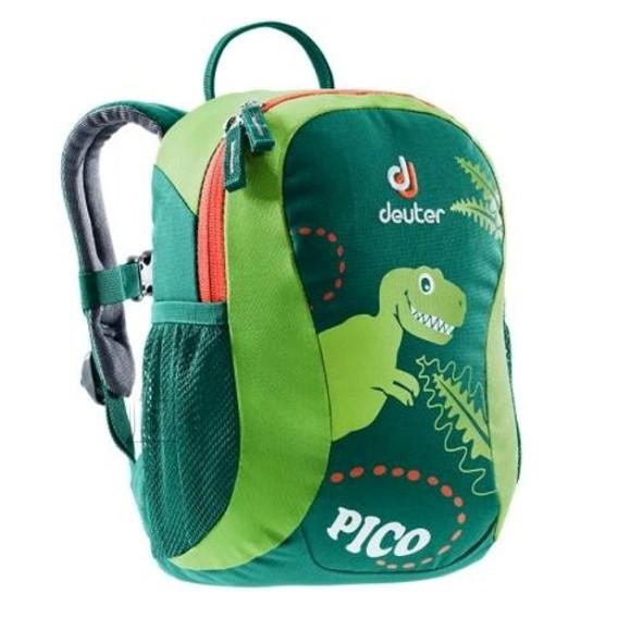 Deuter seljakott Piko Draakon roheline - eelkooli