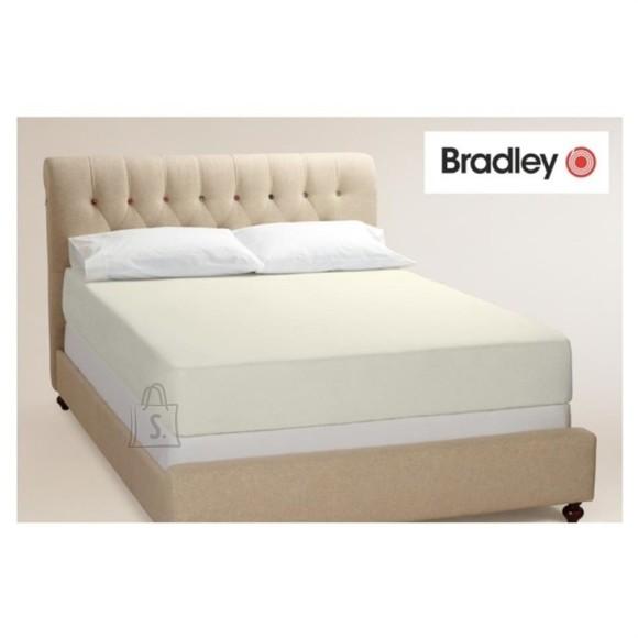 Bradley kummiga voodilina 160x200 cm, vanilje