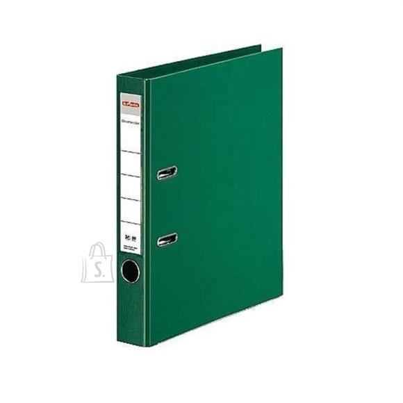 Herlitz registraator A4/5cm roheline