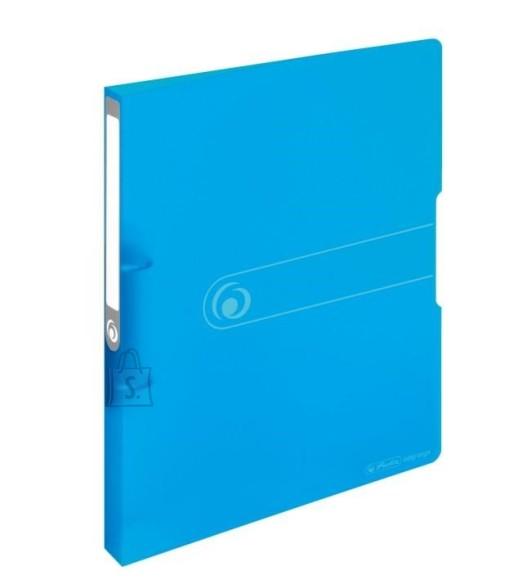 Herlitz rõngaskaaned A4/16mm läbipaistev sinine