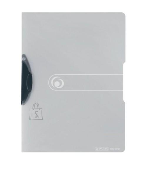 Herlitz kaaned fix-clip A4, läbipaistev