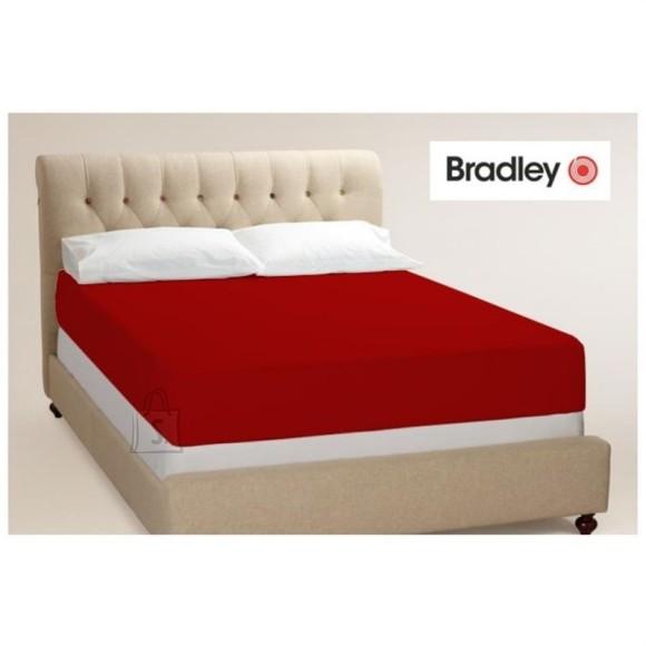 4a019be003f Bradley kummiga voodilina 180x200 cm, punane
