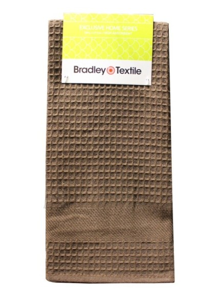 Bradley köögirätik 40x60 cm, pruun