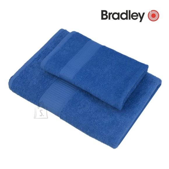 Bradley froteerätik 70x140 cm, sinine