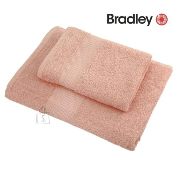 Bradley froteerätik 70x140 cm, pastellroosa