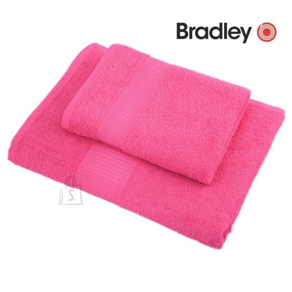 Bradley froteerätik 100X150 cm,  fuksia