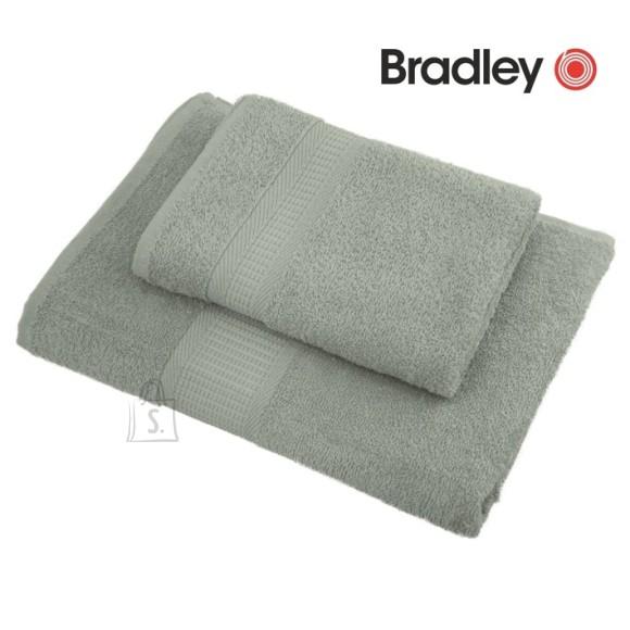 Bradley froteerätik 100X150 cm, oliiv