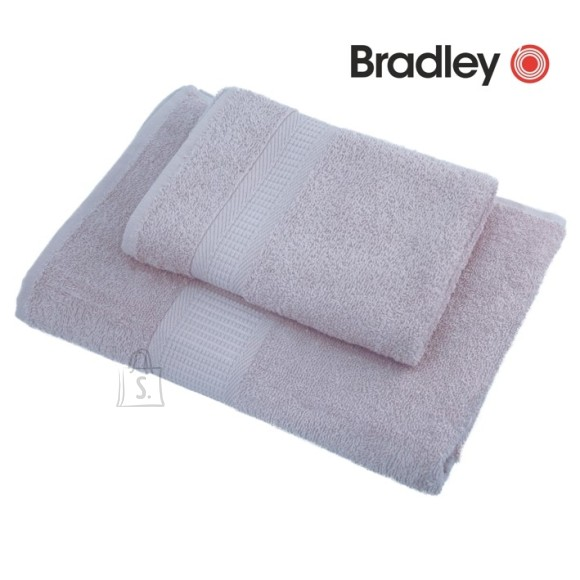 Bradley froteerätik 100X150 cm, pastell-lilla