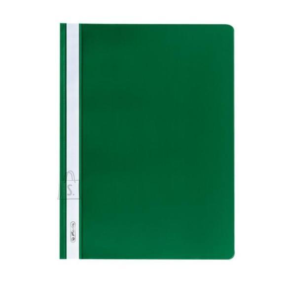 Herlitz Kiirköitja õhuke a4 roheline
